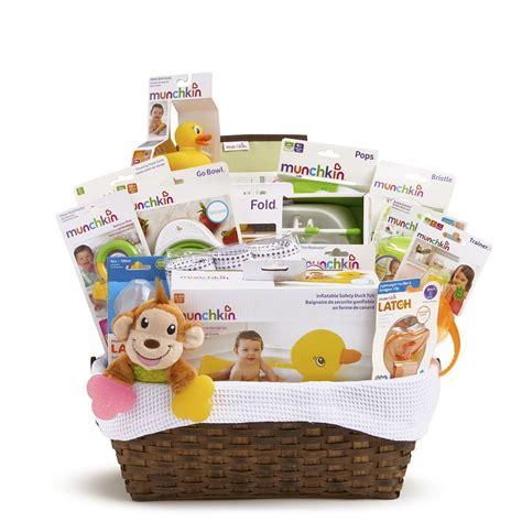 Baby Shower Gifts by Baby Shower Gift Baskets Boy Baby Gift Baskets