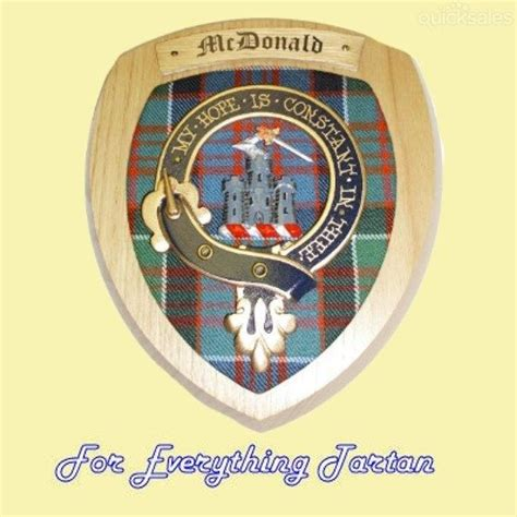 197 best images about clan crest tartan plaques and