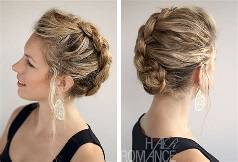 curly hairstyles updos braids hairstyle for curly hair dutch braid tutorial hair romance