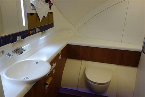 Bathroom In Thai by Sea 2014 Thai Airways A380 Class Frankfurt To Bangkok Fra To Bkk Efficient