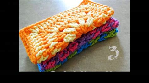 youtube crochet pattern free crochet dishcloth patterns youtube
