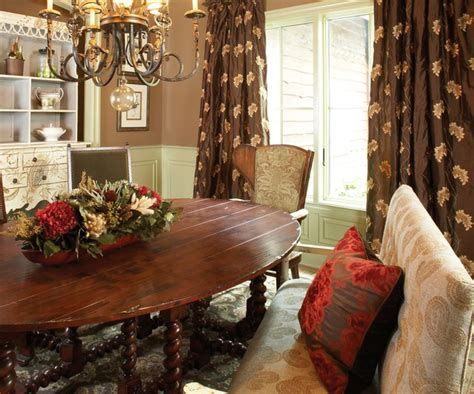 curtain exchange atlanta the curtain exchange of atlanta rustic dining room