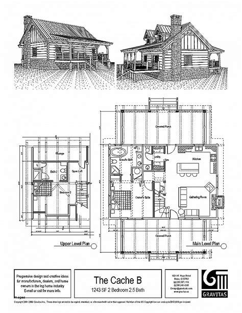 small cabin floor plans view source more log cabin ii house plan luxury small house plans with loft and gara