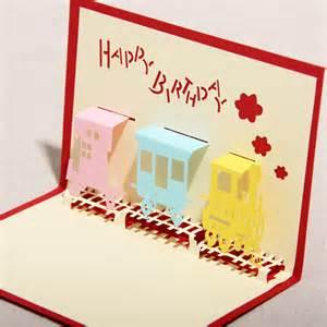 Christmas Bells Pop Up Greeting Card Home Dcor 3d Handmade Cut By » Ideas Home Design