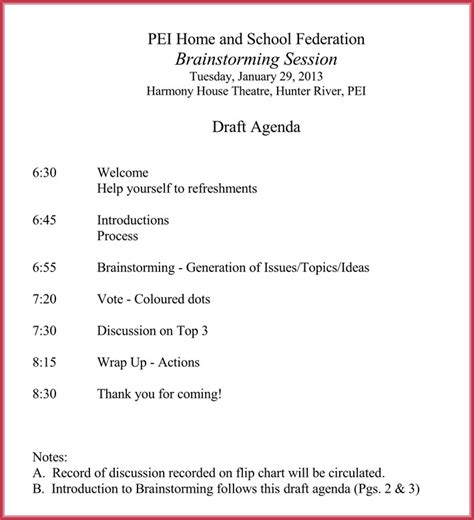 meeting agenda sles staff meeting agenda template teacheng us