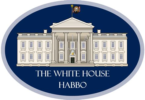 white house logo habbo white house logo by junyaart on deviantart