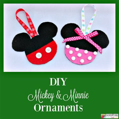 Kid Evonemic Evone Mickey Navi 127 best images about crafts on disney ornaments trees and