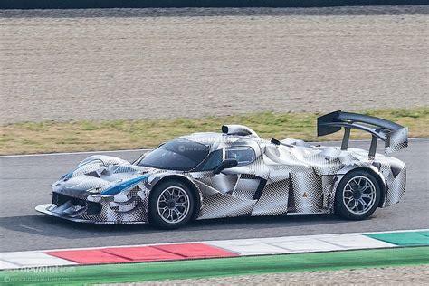 ferrari prototype spyshots ferrari le mans lmp1 race car autoevolution