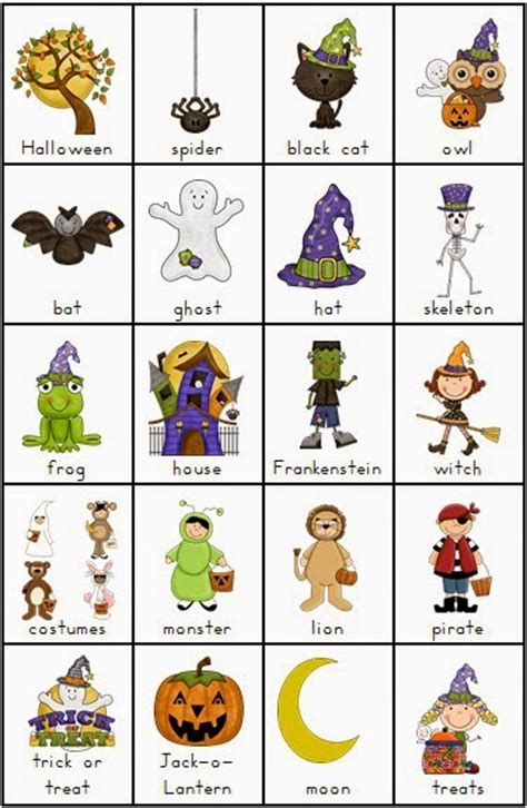 printable halloween board game esl free halloween apps and more clever classroom blog