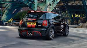 Mini Cooper Acessories Mini Reveals Cooper Works Performance Accessories For