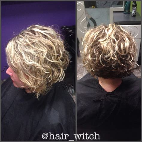 inverted bob natural hair natural curly short inverted blonde bob styled with