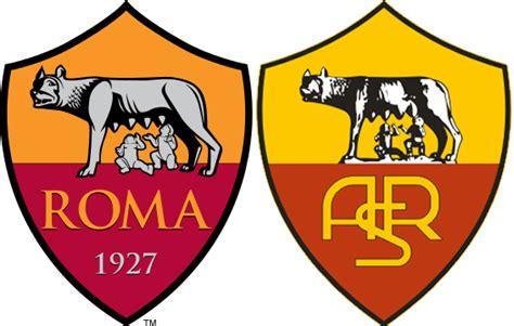As Roma Asr 1927 new and as roma logo football marketing xi