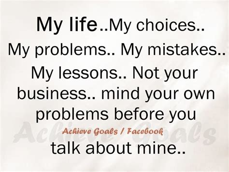 not my business how i gave my company to god and what happened next books dreams my my choices my problems my