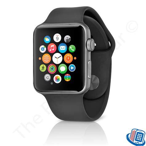 Termurah Apple 2 Series 1 Aluminum Black Sport Band 42mm series 2 apple sport 38mm space gray aluminum