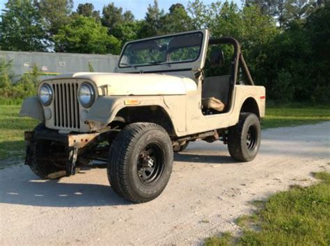 No Excuses Jeep Sell Used 1982 Jeep Scrambler Show Stopper Custom