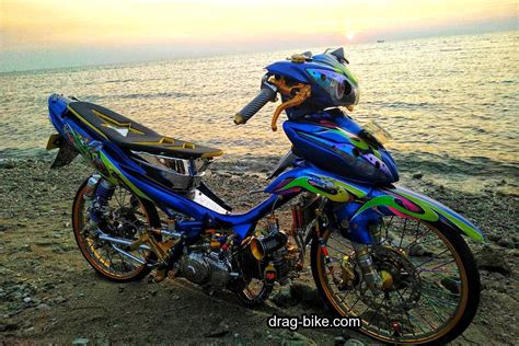 Gambar Motor Jupiter 40 foto gambar modifikasi jupiter z kontes racing look