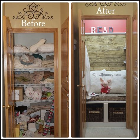 Turn Closet Into Reading Nook by Turn Closets Into Reading Nooks Trusper