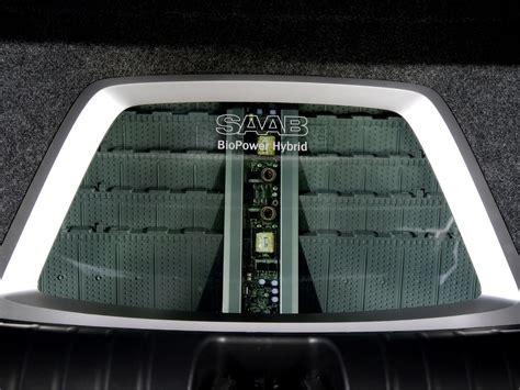 Saab 9 3 Biopower Hybrid Concept Car by Saab 9 3 Convertible Biopower Hybrid Concept 2006 Mad 4