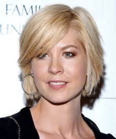 haircuts for any shape jenna elfman hairstyle french fashions