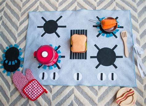 felt kitchen pattern crafts patterns diy and handmade ideas from craftgossip