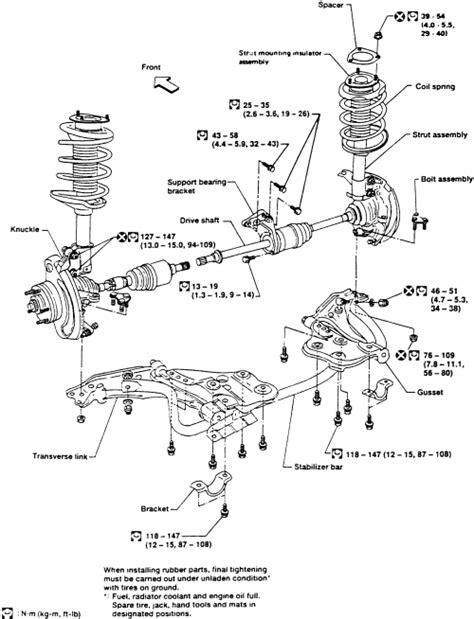 Grand Civic 1988 1991 Cv Joint Outer As Roda Kohel Bagian Luar repair guides front suspension wheel bearings