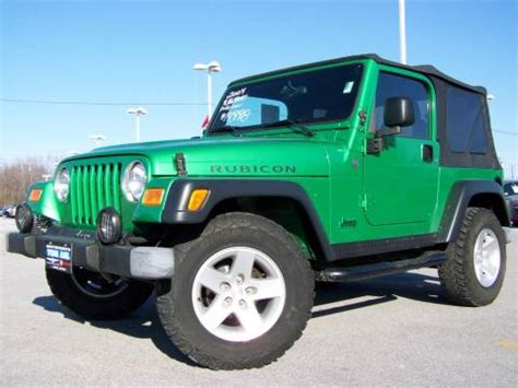 Lime Green Jeep Wrangler For Sale Gecko Unlimited Jk For Sale Autos Post
