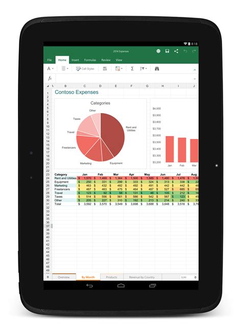 office apps for android free office for android comes out of preview mode