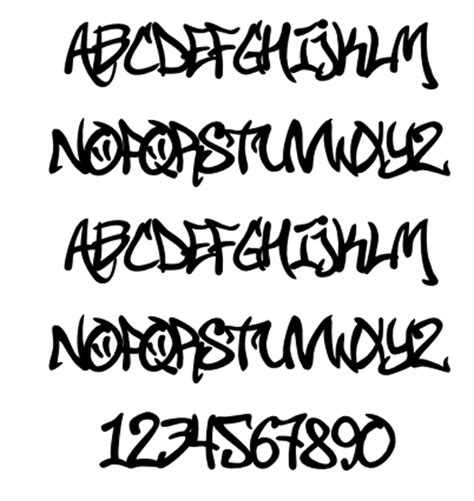 tattoo fonts graffiti graffiti fonts graffiti sle