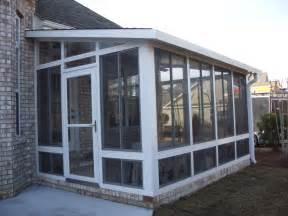 Glass Sunroom Glass Sunroom 58 Porch Conversion