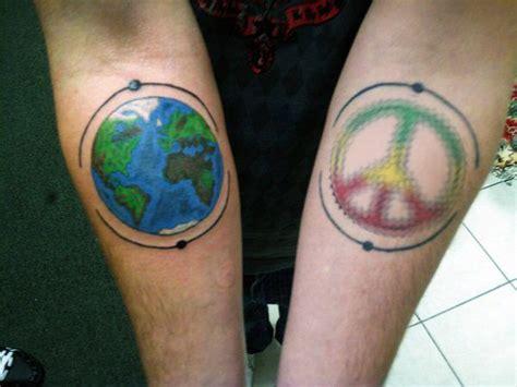 tattoo ideas earth earth tattoo picture