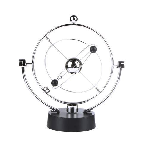 perpetual motion desk toys new design baby kid children kinetic orbital revolving