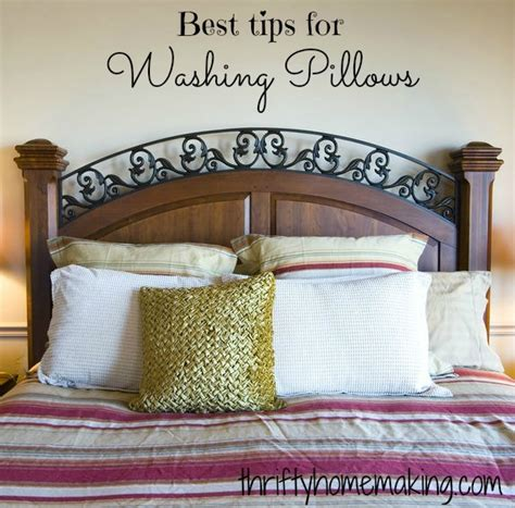Washing Pillow by Best Tips For Washing Pillows Sue Shaw