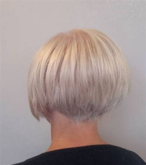 short bob hairstyles back view for women short hairstyles