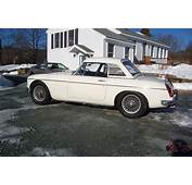 1966 MGB Roadster With Rare Factory Hardtop