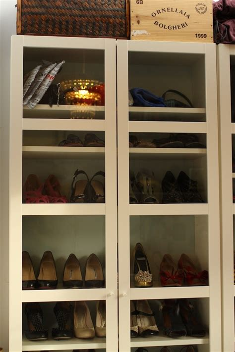 billy bookcase shoe storage 17 best images about glass covered bookcases on