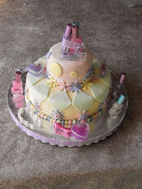 Girl Themes For Cakes | girls birthday cake ideas cake pictures