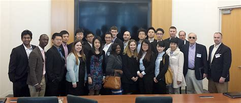 Mba Rpi by Mba Students Visit Silicon Valley Inside Rensselaer