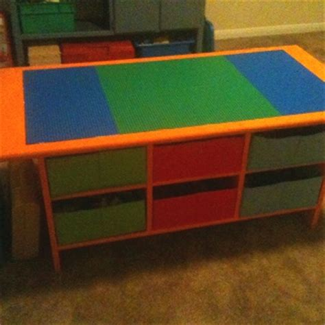 Hack Lego Table by Lego Table Hack Boys