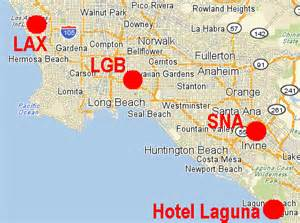 map of southern california airports pictures to pin on