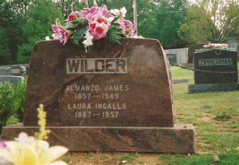 The Search For The Wilder Elizabeth Ingalls Wilder 1867 1957 Find A Grave Memorial