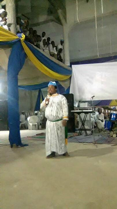 dede noe day dede one day entertaining the crowd nollywood community