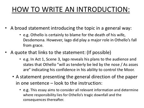 Introduction Tips For Essays by Tips For An Application Essay How To Write An Essay Intro