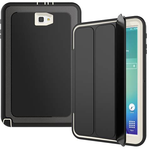 Samsung A10 Otterbox by Heavy Duty Shockproof Smart Cover For Samsung Galaxy Tab A 10 1 Sm T580 Eur 10 58