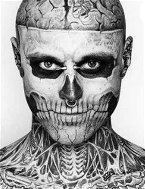 Maureen Mcphilmy Also Search For Rick Genest Famousfix