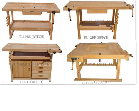 buy woodworking bench beech big vise wooden workbench for sale buy wooden