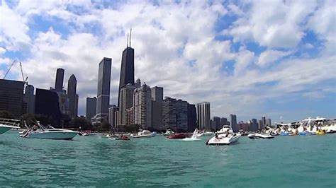 air boat show chicago chicago lake michigan scene boat party 2017 youtube