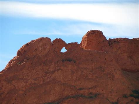 Garden Of The Gods Camels Club Camels Rock Formation Picture Of Garden Of The