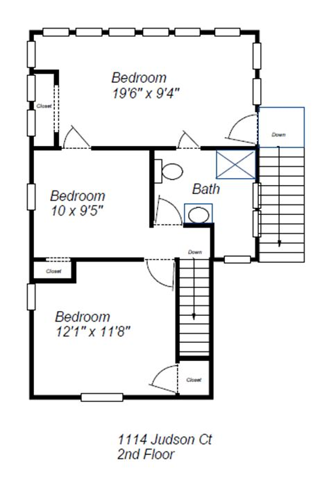 family home plans com 1114 judson court room layouts university places 734