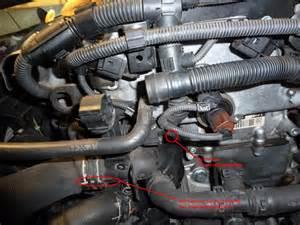 Audi A2 Thermostat K 252 Hlsystem 3 2er Thermostatgeh 228 Use Ausbauen Einbauen