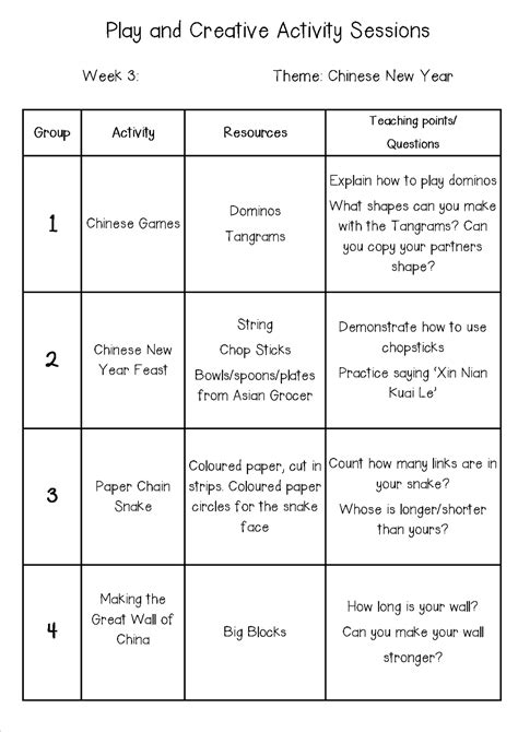 new year activities for early years early years new year